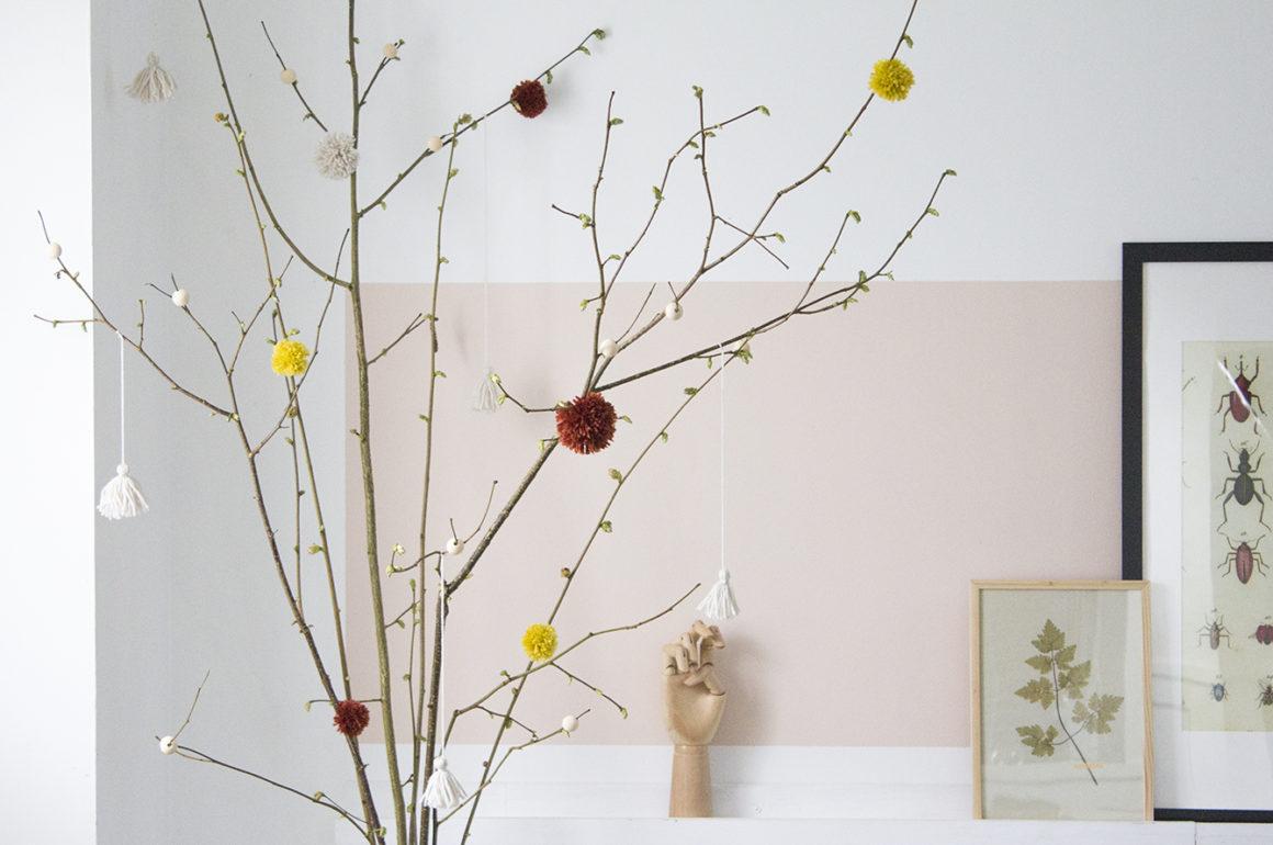 DIY décoration pâques