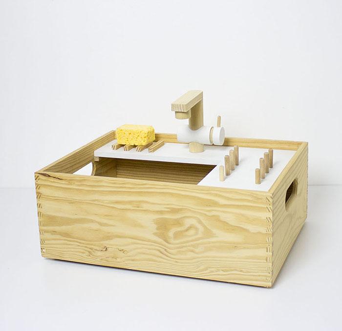 mini cuisine presentation